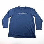 Coastal Urge Men's Long Sleeve Hybrid Rash Guard