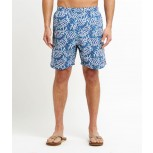 Vineyard Vines Sea Life Batik Chappy Trunks - Men's