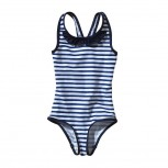 Nautical Stripe - Channel Blue