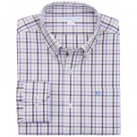 Southern Tide Intracoastal Plaid Sport Shirt - Men's